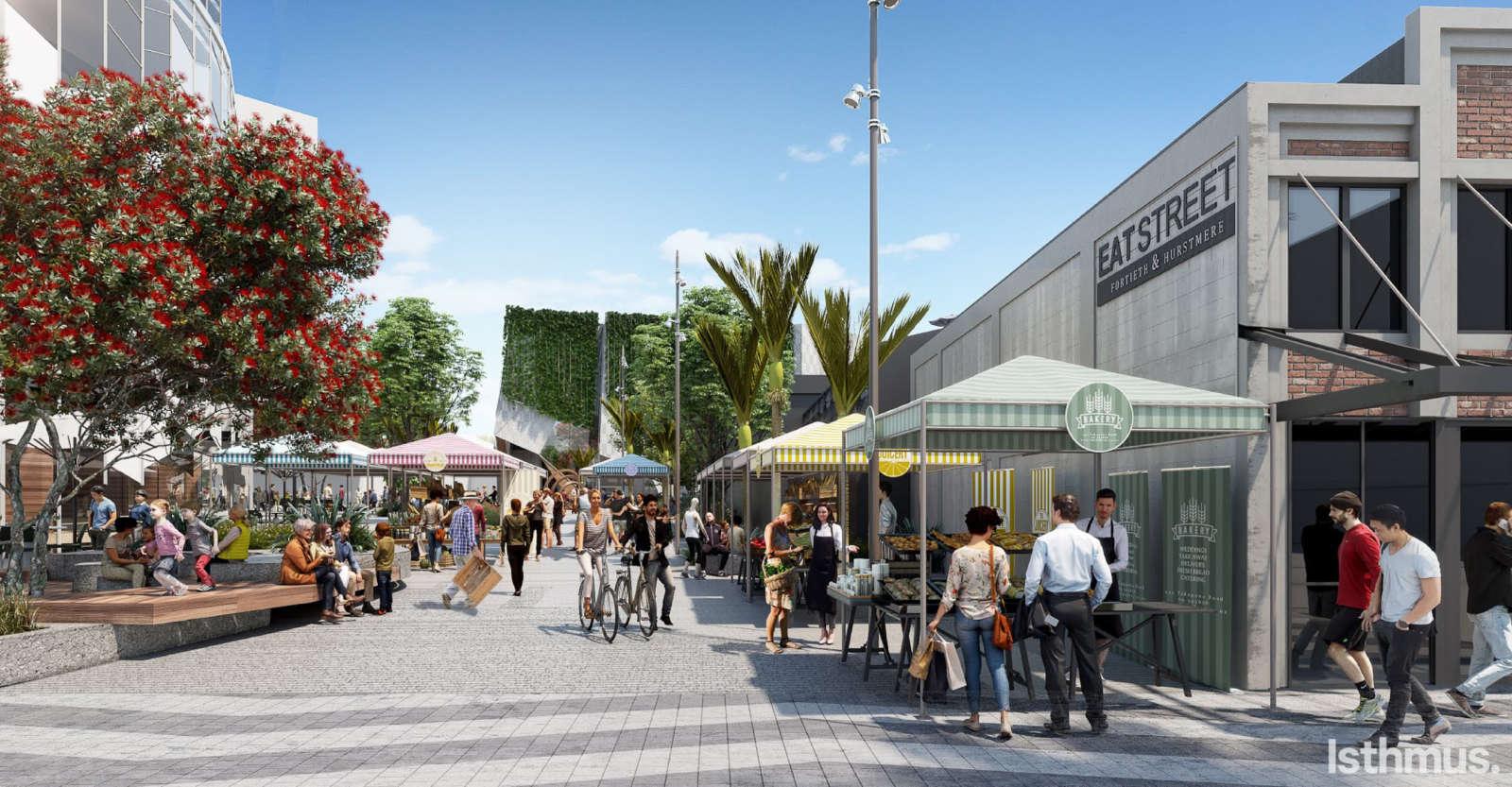 Public Square Design Auckland