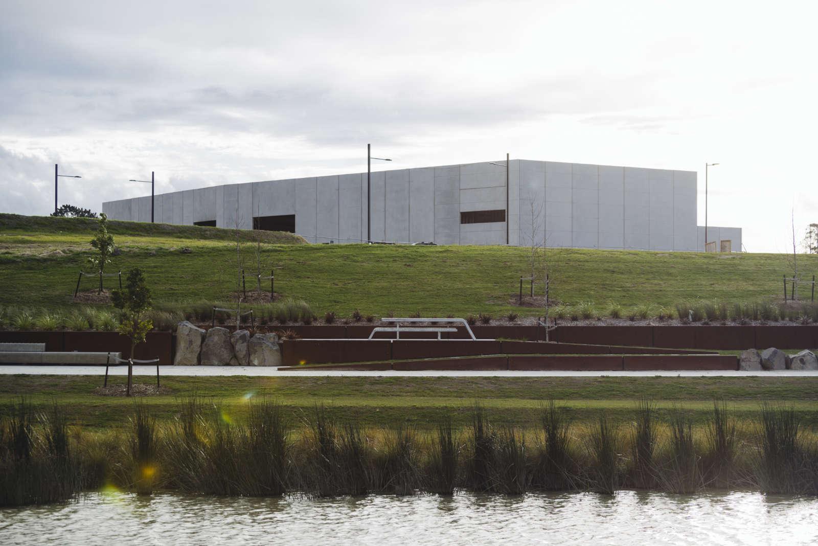 Resilient Wetlands Landscape Architecture